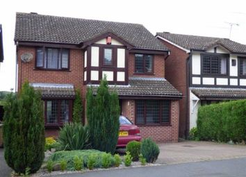 Thumbnail 4 bedroom detached house for sale in Drumburn Close, Packmoor, Stoke-On-Trent