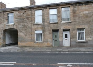 Thumbnail 1 bed flat to rent in High Street, Amble, Morpeth