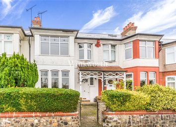 Thumbnail 3 bed terraced house for sale in Farm Road, London