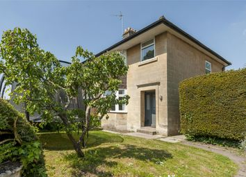 Thumbnail 3 bed semi-detached house for sale in Widcombe Hill, Bath, Somerset
