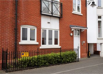 Thumbnail 1 bed flat for sale in Back Lane, Canterbury