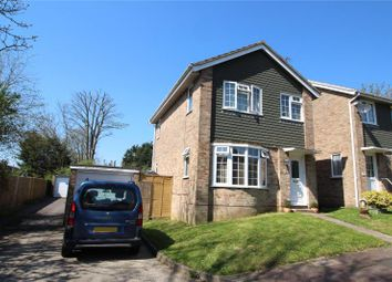 Thumbnail 3 bed detached house for sale in Cotswold Close, Salvington, Worthing