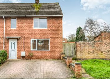 Thumbnail 2 bed semi-detached house for sale in Haddon Road, Lillington, Leamington Spa