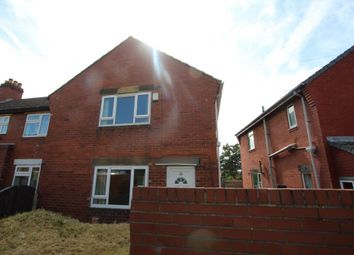 3 bed semi-detached house for sale in Manor Crescent, Grimetrhorpe, Barnsley S72