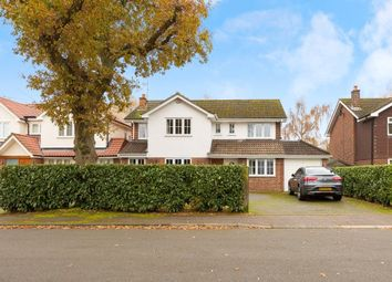 Thumbnail 4 bed detached house for sale in Janmead, Hutton, Shenfield, Essex