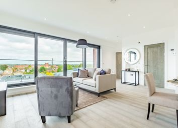 Thumbnail 2 bed penthouse for sale in Bath Road, Cippenham, Slough