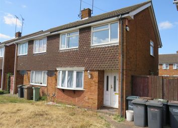 Thumbnail 3 bed property to rent in Toddington Road, Luton