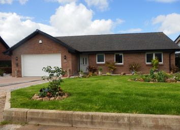 Thumbnail 3 bed detached bungalow for sale in Braehead Avenue, Collin, Dumfries