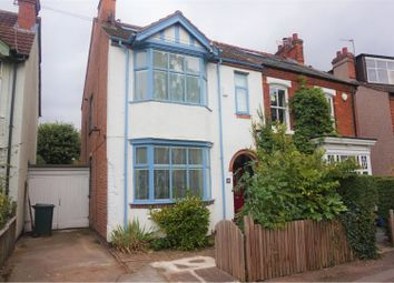 Thumbnail 4 bed semi-detached house for sale in Palmerston Road, Coventry