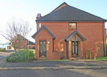 Thumbnail 2 bed flat for sale in Curlinghall, Largs
