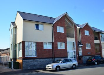 Thumbnail 1 bed flat to rent in Flat 2 The Old Publishing House, Okehampton Place, Exeter