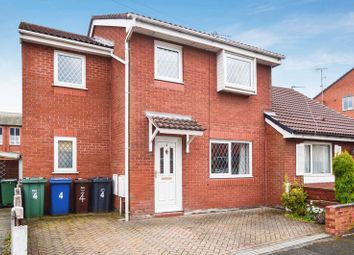 Thumbnail 4 bedroom semi-detached house for sale in Parsonage Street, Radcliffe, Manchester