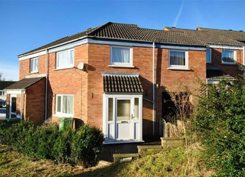 Thumbnail 3 bed terraced house to rent in Woolbarn Lawn, Barnstaple, Devon