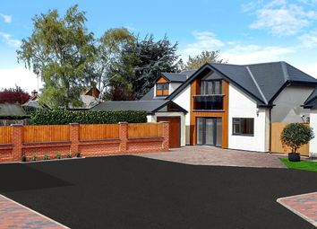 Thumbnail 4 bed detached house for sale in Nottingham Road, Toton