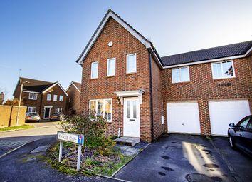 3 bed semi-detached house for sale in Angus Close, Winnersh, Wokingham RG41