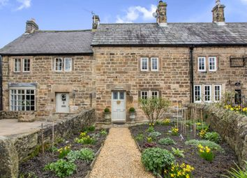 Thumbnail 2 bed terraced house for sale in Devonshire Square, Beeley, Matlock