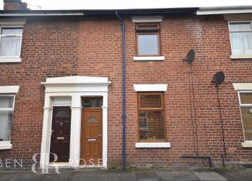 Thumbnail 2 bed terraced house for sale in Brandiforth Street, Bamber Bridge, Preston