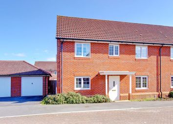 4 bed semi-detached house for sale in Fulford Road, Romsey, Hampshire SO52