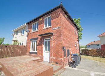Thumbnail 3 bedroom semi-detached house to rent in Briardale, Delves Lane, Consett