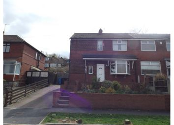 Thumbnail 3 bed semi-detached house for sale in Valley New Road, Oldham