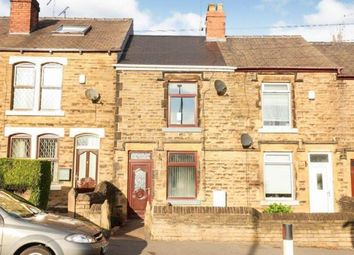 Thumbnail 2 bed terraced house for sale in Station Road, Halfway, Sheffield, South Yorkshire