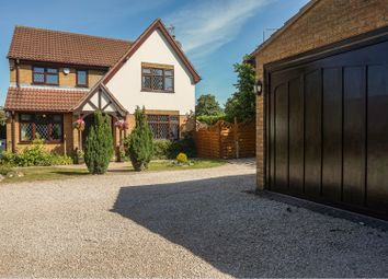 Thumbnail 4 bed detached house for sale in Herald Way, Burbage