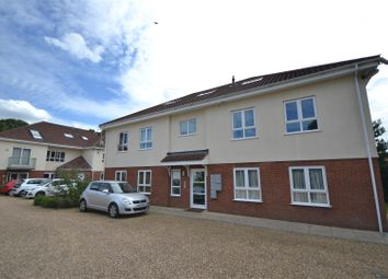 Thumbnail 2 bed flat for sale in Harvey Lane, Thorpe St. Andrew, Norwich