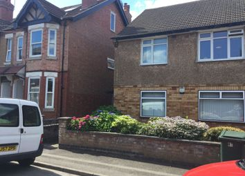 Thumbnail 2 bed flat to rent in Clarendon Street, Earlsdon, Coventry