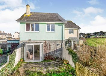 Thumbnail 3 bed semi-detached house for sale in St Just, Penzance, Cornwall