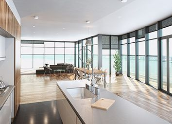 Thumbnail 1 bed flat for sale in Herculaneum Quay, Columbus Quay, Liverpool