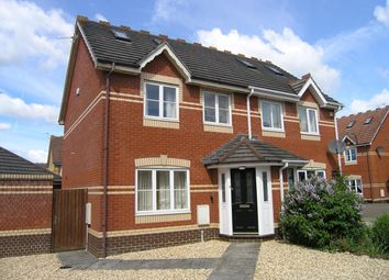 Thumbnail 4 bed property to rent in Kingham Close, Chippenham