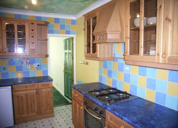 Thumbnail 3 bed terraced house to rent in Burleigh Road, Portsmouth