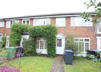Thumbnail 3 bedroom town house to rent in Midhope Road, Hook Heath, Woking
