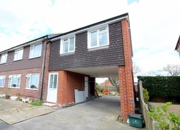 Thumbnail 1 bedroom flat for sale in Heights Approach, Upton, Poole