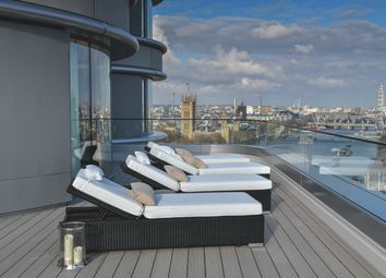 Thumbnail 3 bedroom flat for sale in Albert Embankment, London