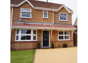 Thumbnail 4 bedroom semi-detached house for sale in Alexandra Road, Great Wakering, Southend-On-Sea