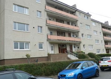 Thumbnail 2 bed flat to rent in Brownhill Road, Glasgow