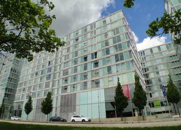 Thumbnail 2 bed flat for sale in Witan Gate, Milton Keynes