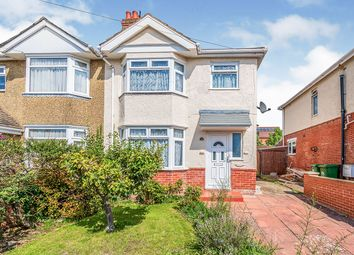 Thumbnail 3 bed semi-detached house for sale in Maybush Road, Southampton, Hampshire