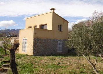 Thumbnail 2 bed villa for sale in Castell De Castells, Alicante, Spain