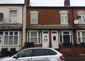 Thumbnail 3 bedroom terraced house for sale in Henshaw Road, Small Heath