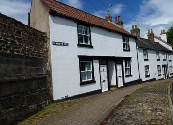 Thumbnail 2 bed terraced house to rent in St. Marygate, Ripon