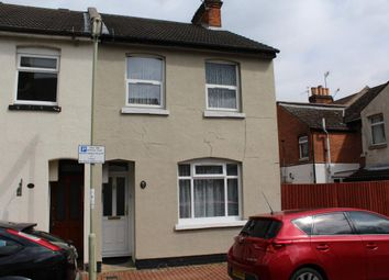 Thumbnail 3 bed end terrace house to rent in Wolseley Road, Aldershot