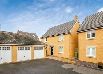 Thumbnail 4 bed detached house for sale in Randall Drive, Oxley Park, Milton Keynes