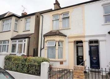 Thumbnail 3 bed end terrace house for sale in Milton Road, Swanscombe