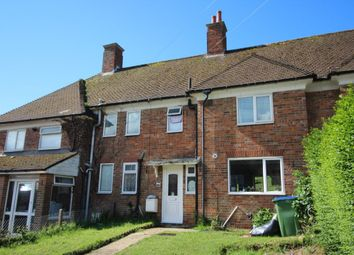 Thumbnail 3 bedroom terraced house for sale in Gibbon Road, Newhaven