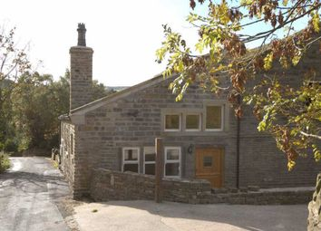 Thumbnail 2 bed semi-detached house to rent in Stalley Royd, Jackson Bridge, Holmfirth