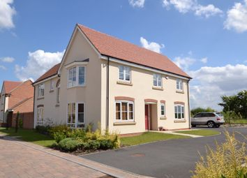 Thumbnail 4 bed detached house for sale in Stokes Drive, Godmanchester, Huntingdon, Cambridgeshire
