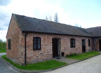 Thumbnail 1 bed barn conversion to rent in Ashby Road, Tamworth