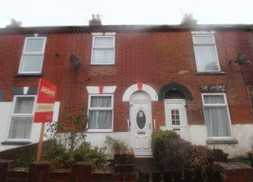 Thumbnail 3 bed terraced house for sale in Winifred Road, Great Yarmouth